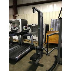 LIFE FITNESS COMMERCIAL LATERAL PULLDOWN CABLE PULL MACHINE