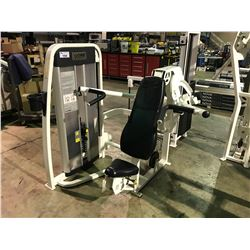 CYBEX EAGLE COMMERCIAL SEATED OVERHEAD PRESS