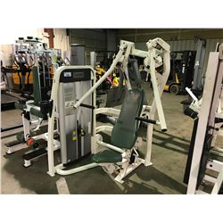 CYBEX EAGLE COMMERCIAL SEATED CHEST PRESS