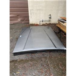LEER GREY TONNEAU COVER