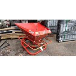 LELY MODEL H 300 LITER 3 POINT PTO SPREADER