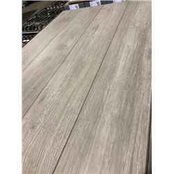 EUROTREND 10MM ROCKFORD OAK GLUELESS LAMINATE FLOORING