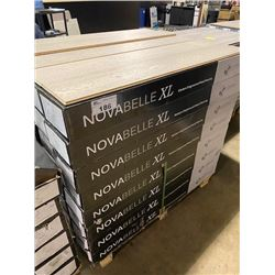 NOVABELLE XL WIDE PLANK SILVERSTONE OAK ENGINEERED REAL WOOD FLOORING