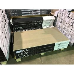 NOVABELLE MODERN COASTAL FOG OAK ENGINEERED REAL WOOD FLOORING