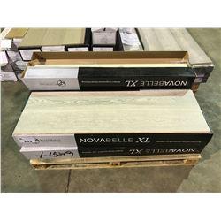 NOVABELLE XL WIDE PLANK BROADWAY OAK ENGINEERED REAL WOOD FLOORING