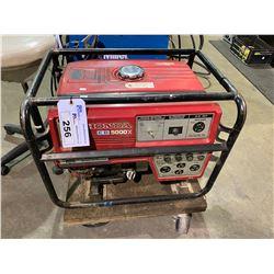 HONDA  EB 5000X GAS  GENERATOR