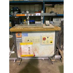 2007 MAGGI ENGINEERING BORING SYSTEM 23 SPINDLE SINGLE HEAD MULTISPINDLE DRILLING MACHINE