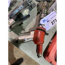 SNAP-ON AIR DRILL  AND AIR ANGLE GRINDER