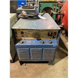 CHICAGO BRIDGE & IRON COMPANY  CBI-400 ARC WELDER UNIT