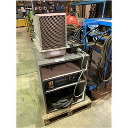BERNARD COOLING UNIT & PIPEMASTER MICROPROCESSOR CONTROLLED PIPE WELDING SYSTEM