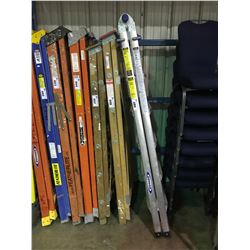 WERNER ALUMINUM MULTIPURPOSE LADDER