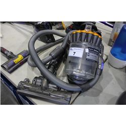 DYSON DC23 STOWAWAY CANISTER VACUUM
