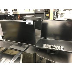 3 ACER LCD MONITORS