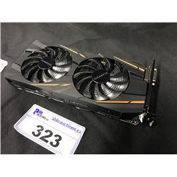 GIGABYTE GV-RX570 GAMING 4GB GPU