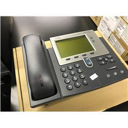 21 CISCO 7942 IP PHONE HANDSETS