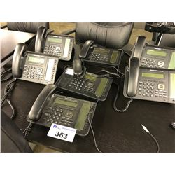 7 PANASONIC KY NT553 PHONE HANDSETS