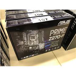 ASUS PRIME Z270-P MOTHERBOARD