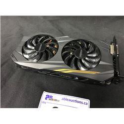 GIGABYTE AORUS GV-RX570 4GB GPU