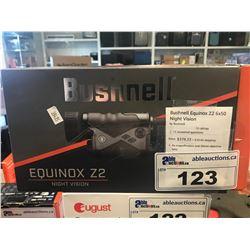 BUSHNELL EQUINOX Z2 6 X 50 NIGHT VISION SCOPE