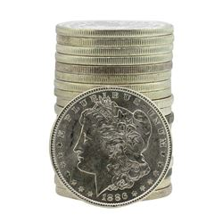 Roll of (20) Brilliant Uncirculated Pre-1921 $1 Morgan Silver Dollar Coins