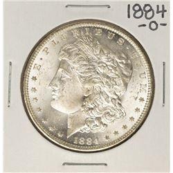 1884-O $1 Morgan Silver Dollar Coin