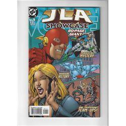 JLA Showcase Issue #1 by DC Comics