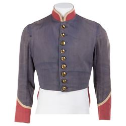 Mexican Army Officer's jacket from Zorro.