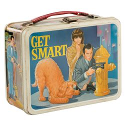 Get Smart lunchbox with thermos.