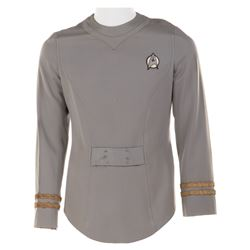 "Stephen Collins ""Decker"" tunic from Star Trek: The Motion Picture."