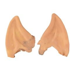 Leonard Nimoy 'Mr. Spock'  Vulcan ear appliances from Star Trek VI: The Undiscovered Country.