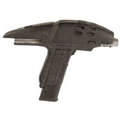 Stunt Assault Phaser prop from Star Trek VI.