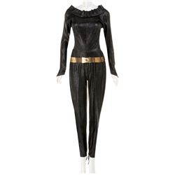 Lee Meriwether 'Catwoman' suit and belt from Batman: The Movie.