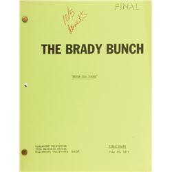 The Brady Bunch (20+) episode shooting scripts.