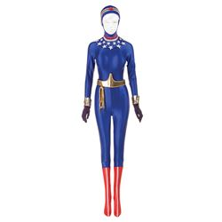 "Lynda Carter ""Wonder Woman"" Aquanaut ensemble and golden lasso of truth from Wonder Woman."