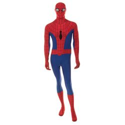 "Nicholas Hammond ""Spider-Man"" signature costume from The Amazing Spider-Man."