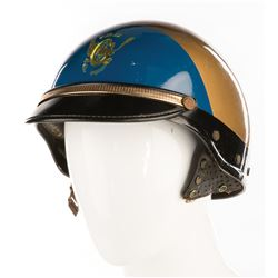 CHP motorcycle helmet from CHiPs.
