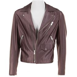 "Jeff Conaway ""Kenicki"" signature ""T-Birds"" Greased Lighting jacket from Grease."