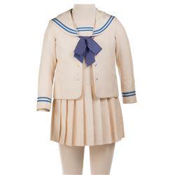 Aileen Quinn 'Annie' sailor ensemble from Annie.