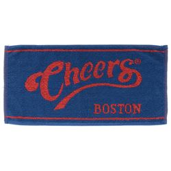 Bar towel from Cheers.