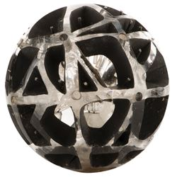 Omegahedron hero prop from Supergirl.