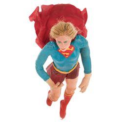 Helen Slater 'Supergirl' filming miniature from Supergirl.