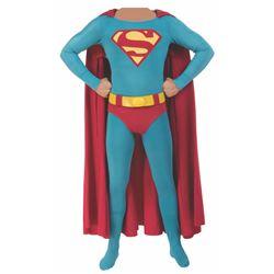 Gerard Christopher 'Superboy' superhero ensemble and kryptonite from Superboy.
