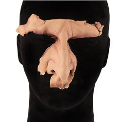 Danny DeVito 'The Penguin' facial appliance from Batman Returns.