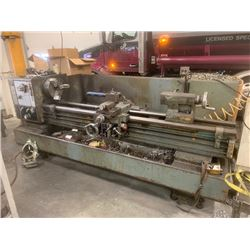 "21"" x 80"" Harrison Gap Bed Lathe"