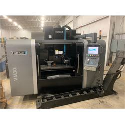 2013 Hurco VM30 Vertical Machining Center w/4th Axis