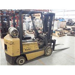 Yale 6000LBS Lift Truck, M/N: GLC060TGNUAE084