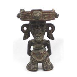 Mayan Pottery Replica