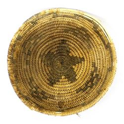 Vintage Native American Apache Basket