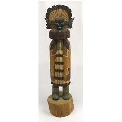 Large Hopi Shalako Kachina by Ted Francis, Jr.