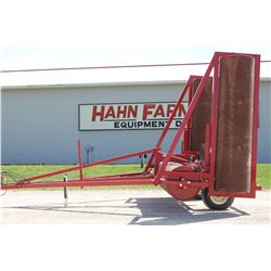 NEW R & R 30' hyd folding land roller, transport
